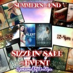 Summer's End Sizzlin' Sale