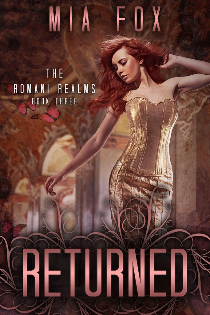 Returned, book 3 of the Romani Realms series