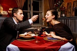 5 worst date foods