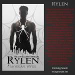 Morgan Wylie's Latest Novel