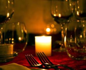candel-light